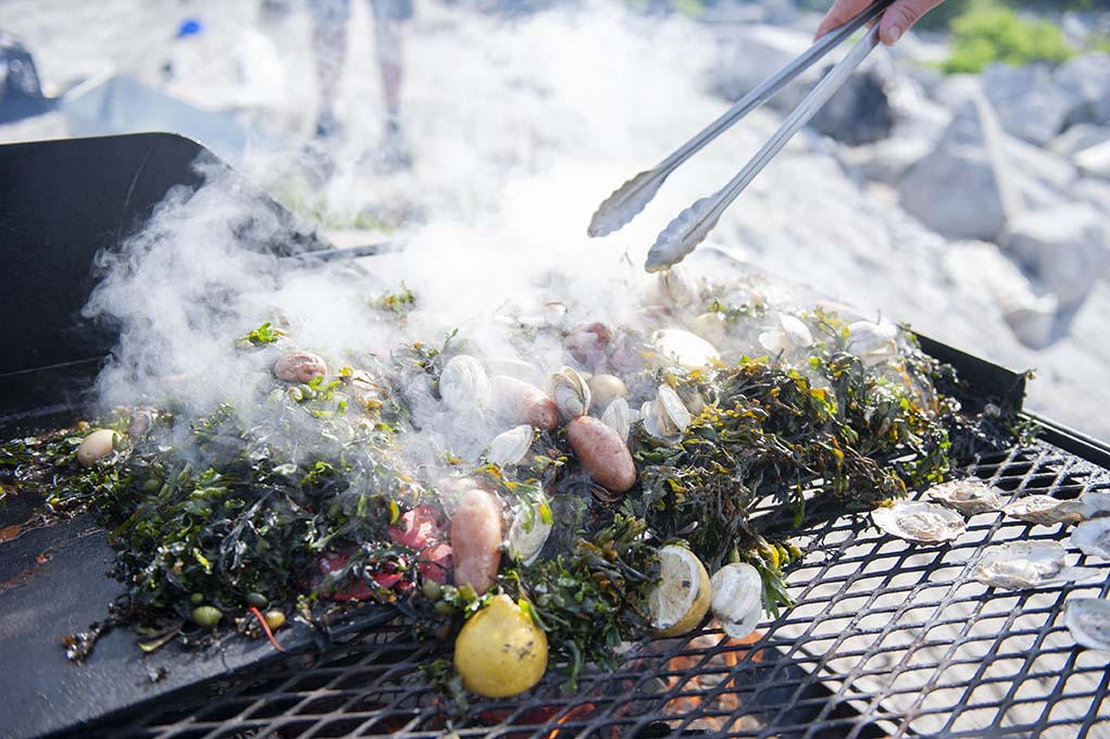 maine lobster bake with maine wedding and event catering fire and company new england lobster bake coastal maine lobster bake