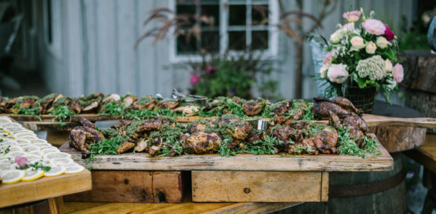 Maine Wedding Catering Company Specializing in Dietary Restrictions