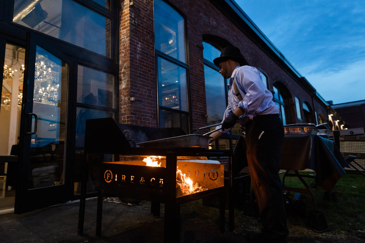 Maine Event Catering Company Fire and Co. – Pairings at the Point
